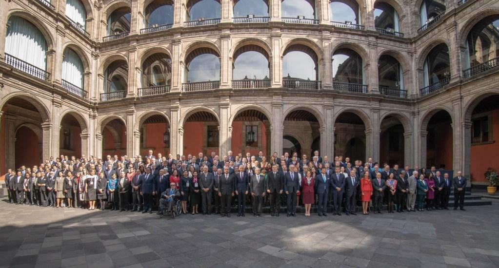 López Obrador agradece labor de diplomáticos mexicanos - López Obrador reunión embajadores y cónsules