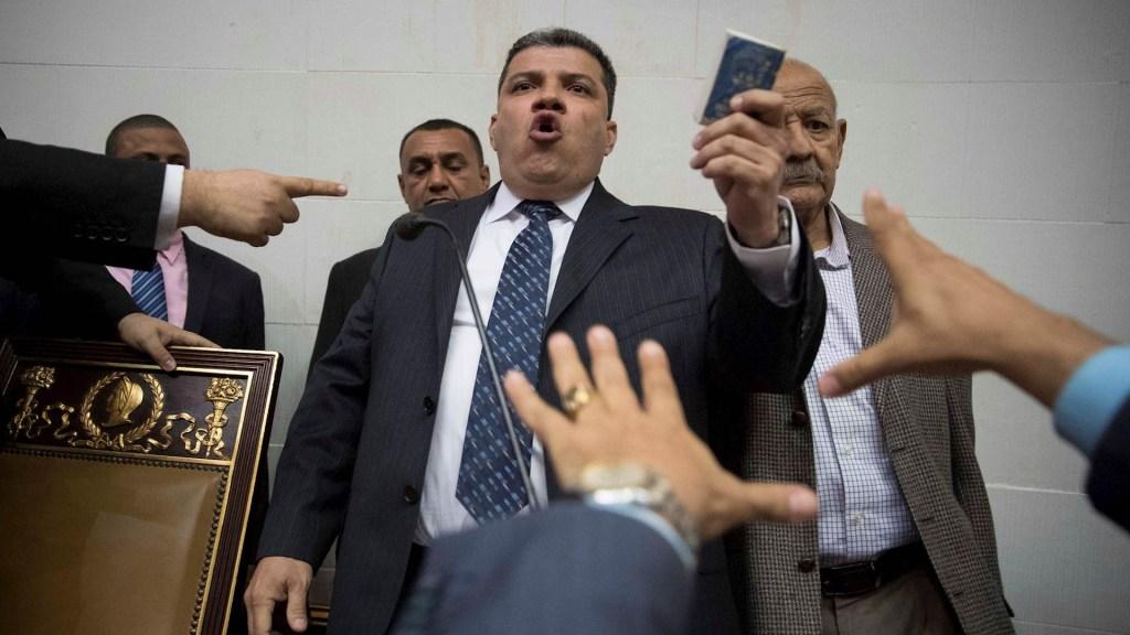 """Gobierno interino de Bolivia rechaza """"manipulación"""" de Maduro en Parlamento de Venezuela - Luis Parra Venezuela parlamento chavistas Maduro"""