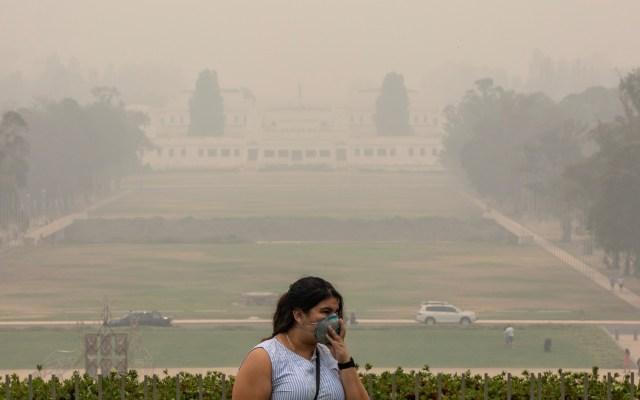 Mitad de la población mundial se expone a creciente contaminación del aire: estudio - Mala calidad del aire
