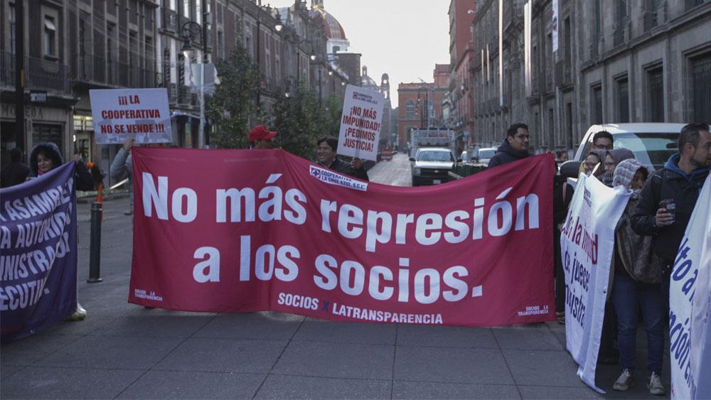 Al menos tres manifestaciones este lunes en la Ciudad de México - Al menos tres manifestaciones este lunes en la Ciudad de México