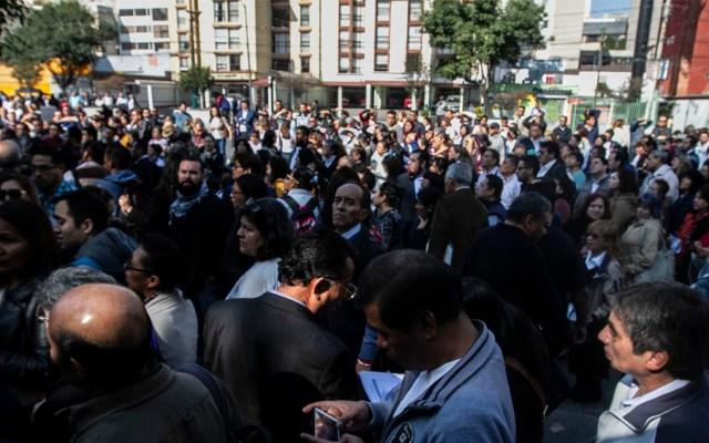 Al menos tres manifestaciones este miércoles en la Ciudad de México - Al menos tres manifestaciones este miércoles en la Ciudad de México