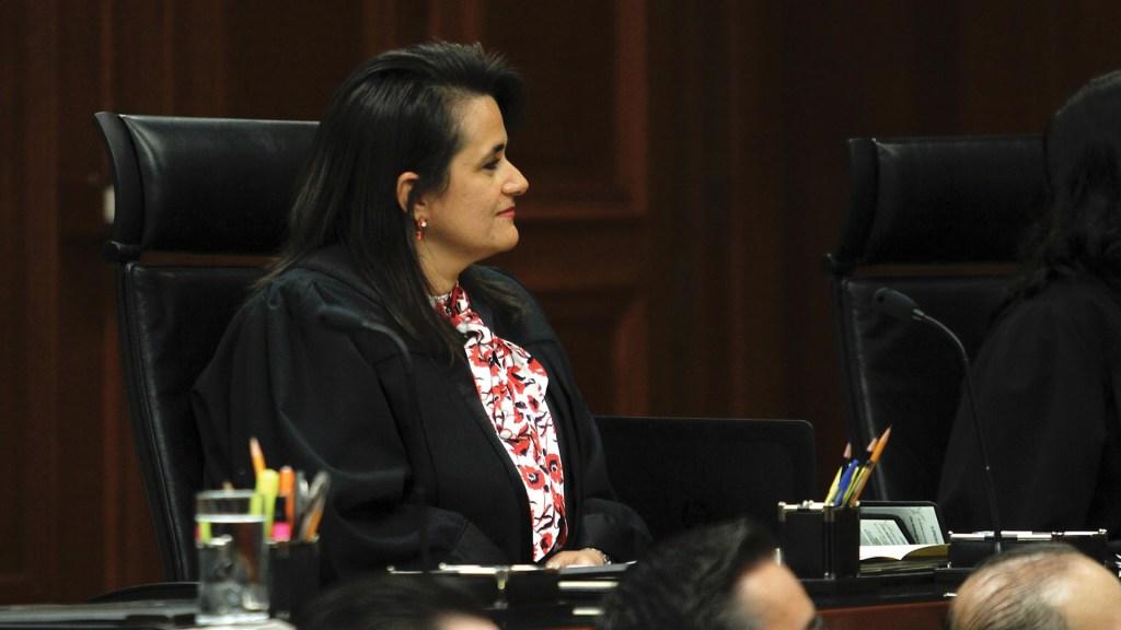 Ríos Farjat respalda lucha contra la corrupción en el poder judicial - Foto de Notimex