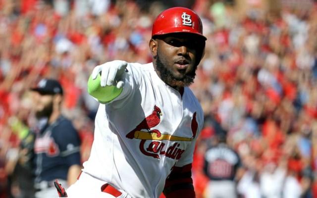 Bravos de Atlanta contrataron al jardinero dominicano Marcell Ozuna - Foto de MLB.com