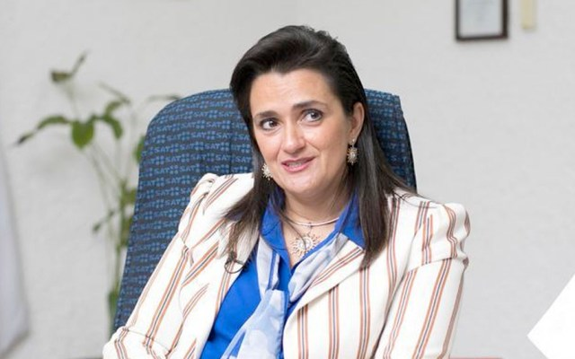 #Perfil ¿Quién es Margarita Ríos-Farjat? - Margarita Ríos-Farjat