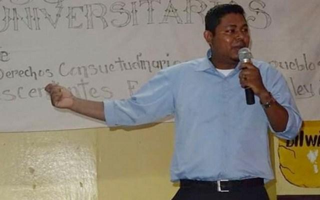 Hallan muerto a líder indígena de Nicaragua - Hallan muerto a líder indígena de Nicaragua