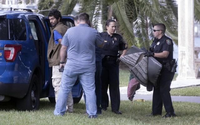 Detienen a iraní con armas y dinero en Palm Beach, la ciudad de Mar-a-Lago - Foto de palmbeachdailynews.com