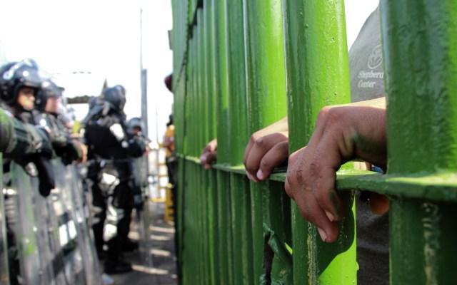 Gobierno tiene la obligación de permitir paso de migrantes, sostiene Muñoz Ledo - México-Guatemala frontera Guardia Nacional