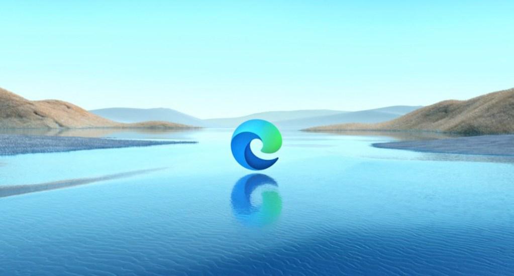 Microsoft lanza su nuevo navegador Edge Chromium - Microsoft Edge Chromium. Foto de @MSFTNoticias