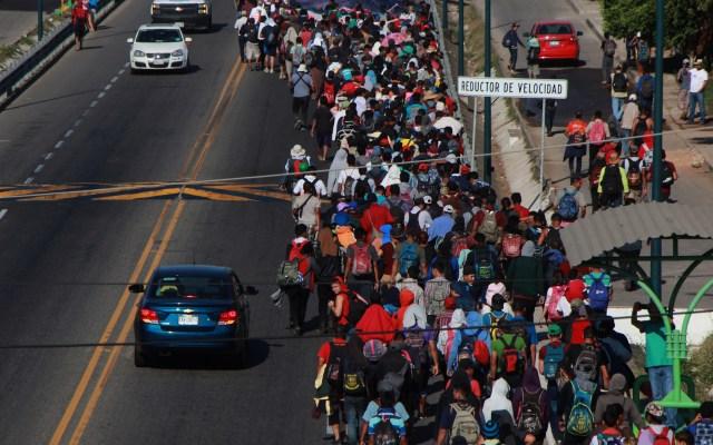Iglesias apoyan a autoridades mexicanas con refugios para migrantes - Foto de Notimex