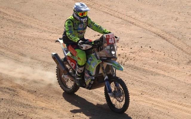 Murió Edwin Straver, piloto accidentado en el Rally Dakar - Murió Edwin Straver, piloto accidentado en el Rally Dakar