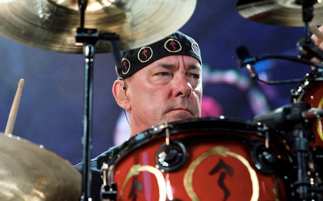 Murió Neil Peart, baterista de Rush - Neil Peart baterista Rush