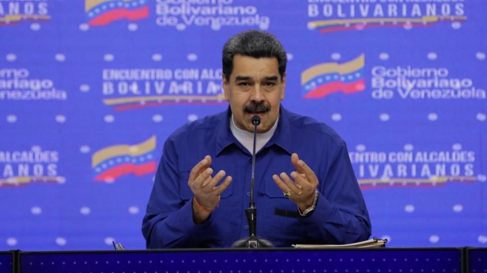 Maduro está dispuesto a negociar con EE.UU., según Washington Post - Foto de @NicolasMaduro
