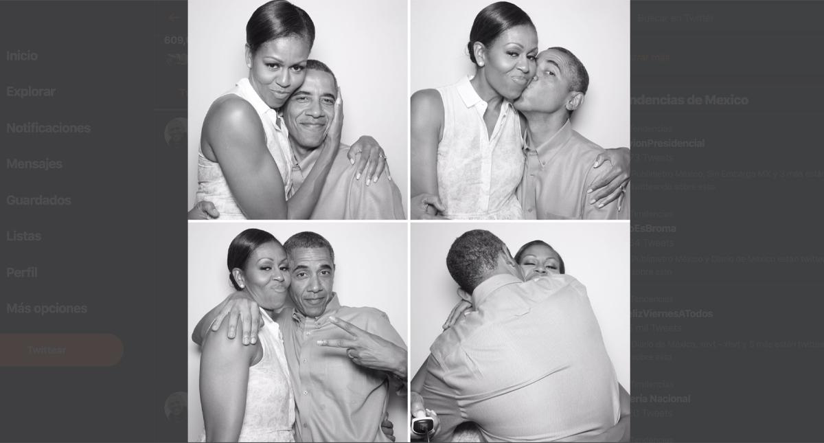 Obama felicita a Michelle por su cumpleaños 56 con romántica publicación