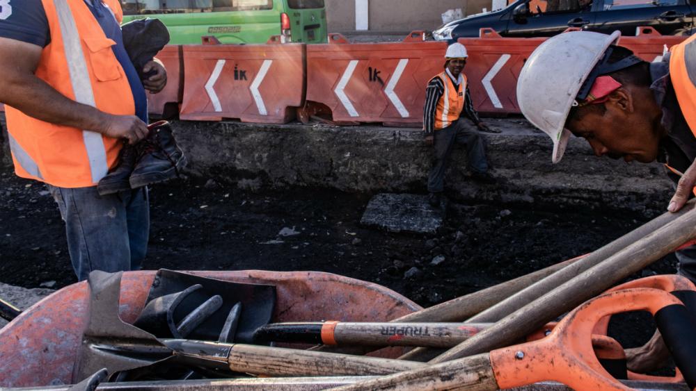 Gobierno capitalino invertirá cerca de 14 mil mdp en obras para 2020 - Foto de Notimex