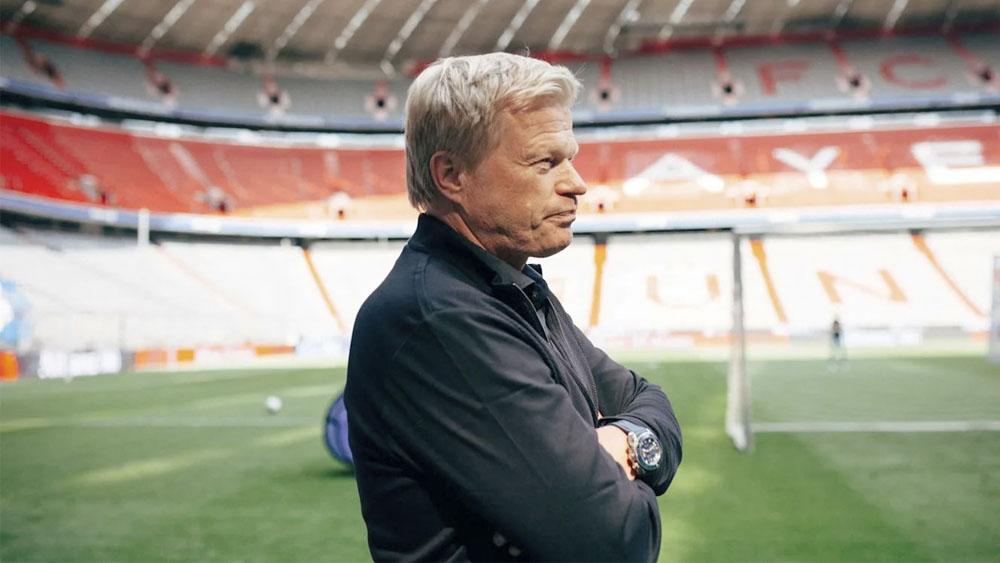 Oliver Kahn, nuevo miembro de la Junta Ejecutiva de Bayern Munich