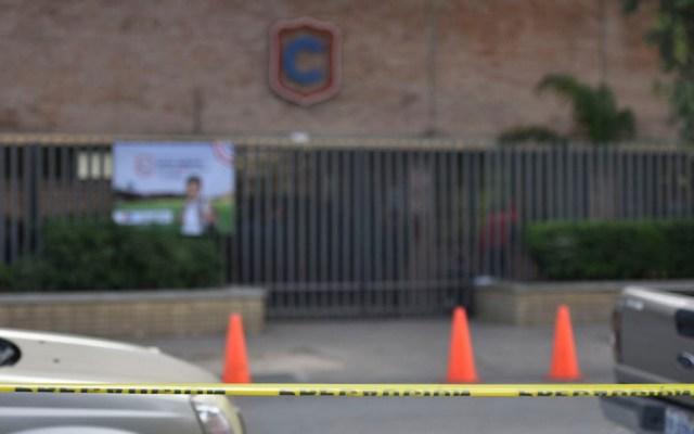 Colegio Cervantes abrirá pero no dará clases; brindará apoyo a profesores y alumnos tras tiroteo - Padres de niños de colegio en Torreón se opusieron a la revisión de mochilas
