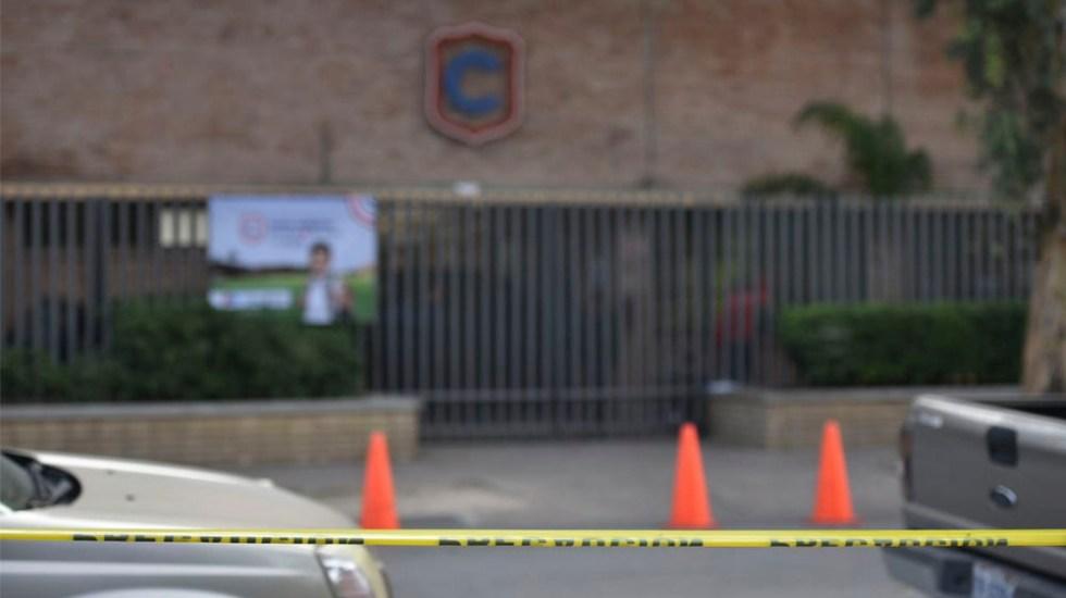 Realizan funerales de maestra y alumno del Colegio Cervantes - Padres de niños de colegio en Torreón se opusieron a la revisión de mochilas