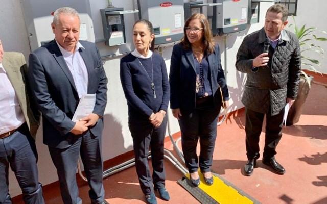 CDMX pone en marcha el programa Ciudad Solar - Ponen en marcha programa Ciudad Solar en la Ciudad de México