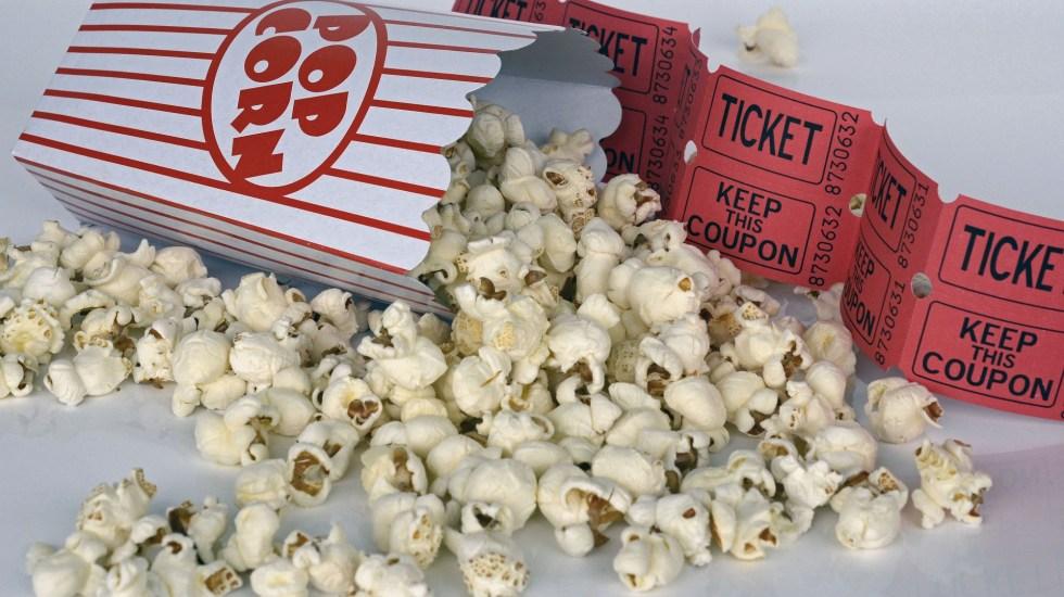 Ir al cine, una de las diversiones más buscadas por los mexicanos en 2019 - Foto de Pixabay.