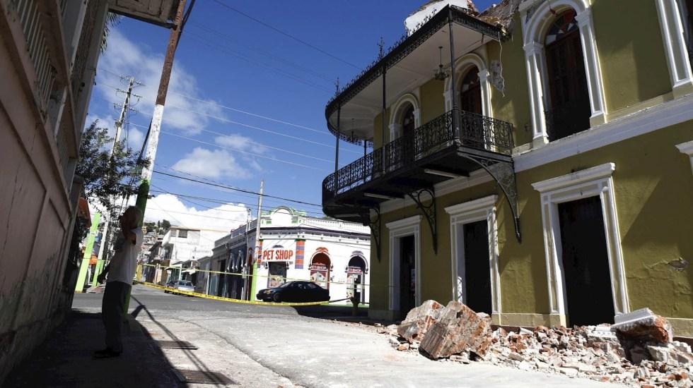 Puerto Rico recupera lentamente servicio eléctrico tras sismos - Puerto Rico terremoto sismo