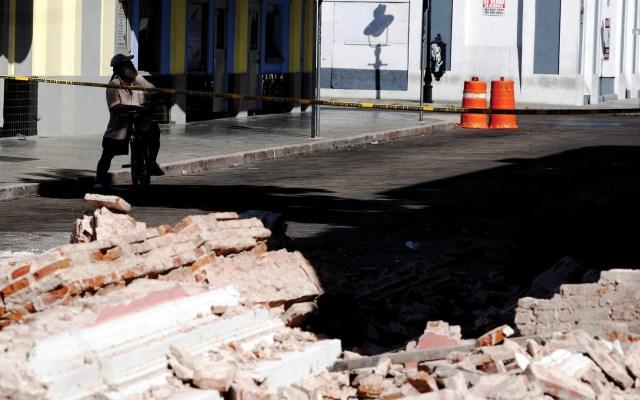 Puerto Rico exige a Trump liberar recursos de huracanes para terremotos - Foto de EFE