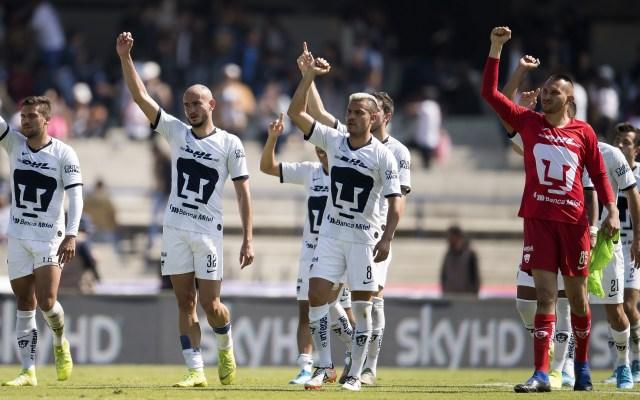 Pumas derrota a Pachuca con goles de debutantes - Pumas Partido Pachuca Liga MX