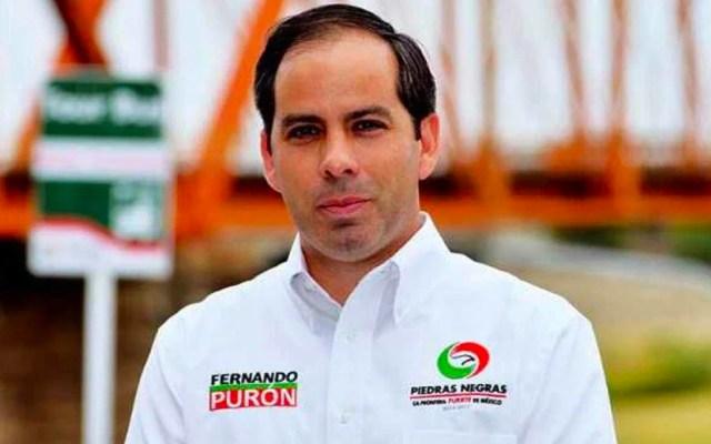 Detienen a presunto homicida de Fernando Purón - Detienen a presunto homicida del candidato a diputado federal Fernando Purón Johnston