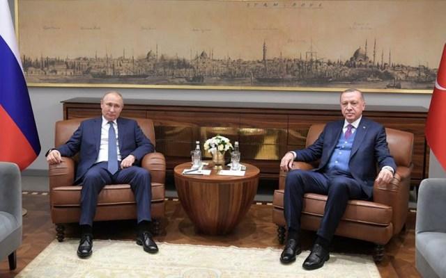 """Putin y Erdogan """"profundamente preocupados"""" por tensión entre EE.UU. e Irán - Putin y Erdogan"""