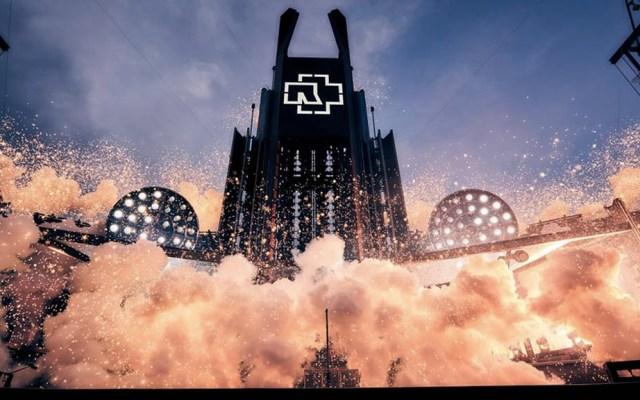 Rammstein anuncia su regreso a México tras lanzamiento de álbum - Rammstein concierto