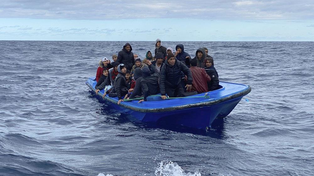 Rescatan a 119 migrantes en el Mediterráneo en 24 horas - Rescatan a 119 migrantes en el Mediterráneo en 24 horas