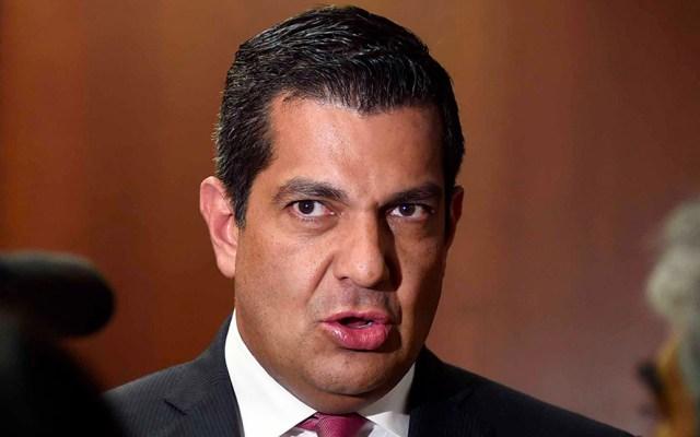 """""""Si a alguien le queda el saco, que se lo ponga"""", Peralta tras polémica en Twitter - Ricardo Peralta, subsecretario de Gobernación, aseguró que el refrán que publicó en su cuenta de Twitter fue a título personal"""