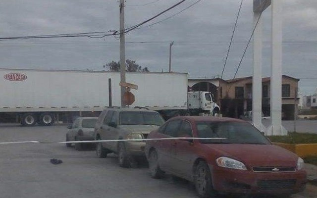 #Video Balaceras y bloqueos en Río Bravo, Tamaulipas - Foto de @larana001