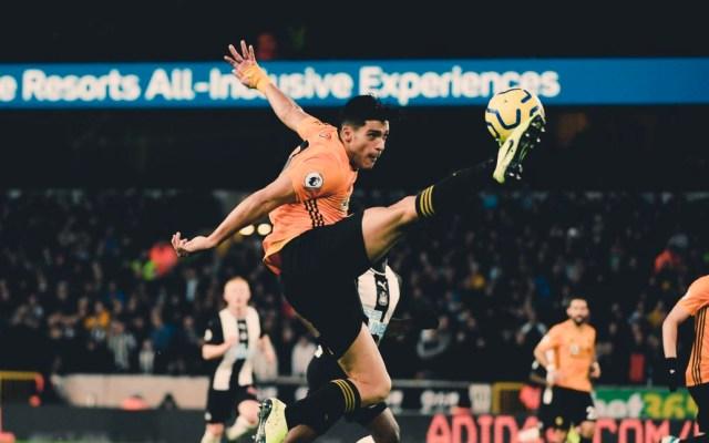 Wolves con Raúl Jiménez saca empate al Newcastle - Wolves con Raúl Jiménez saca empate al Newcastle
