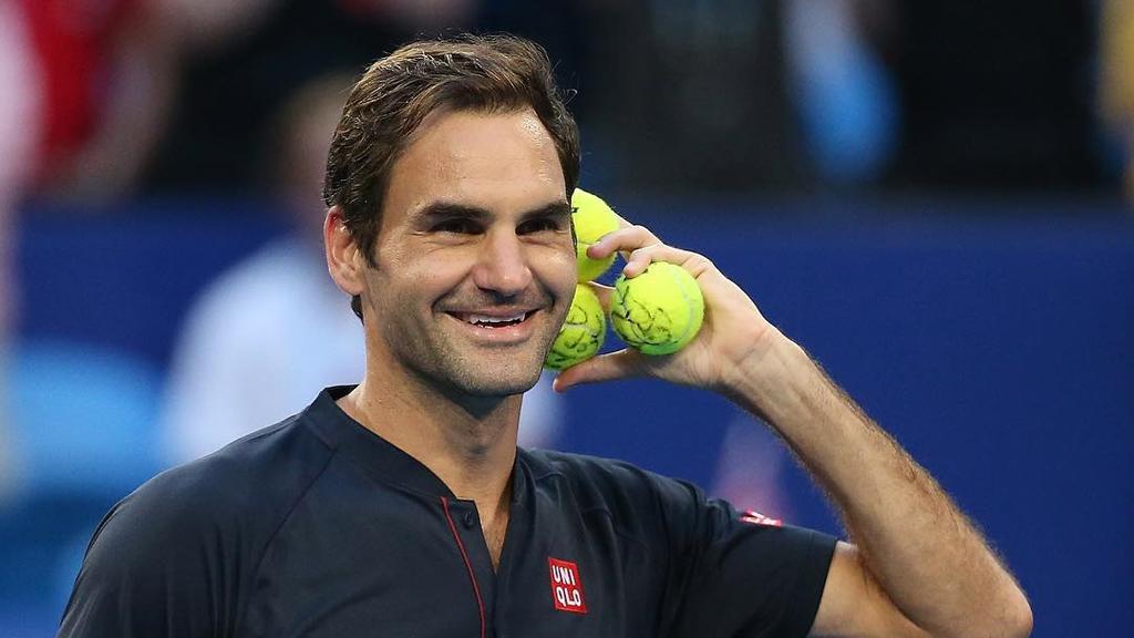 Roger Federer responde a Greta Thunberg que sí le preocupa el cambio climático - Roger Federer