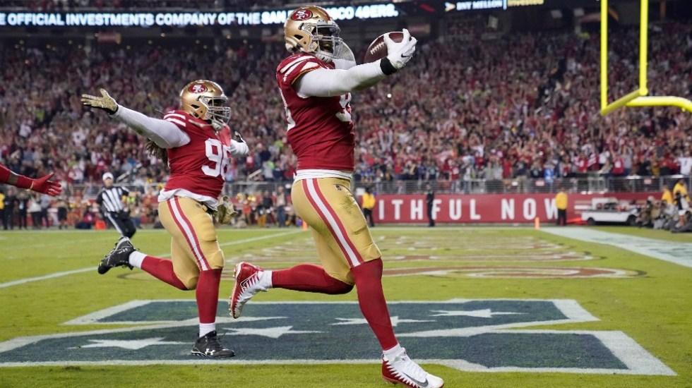 ¿Por qué el equipo de San Francisco de la NFL se llama 49 ers? - Foto de EFE.