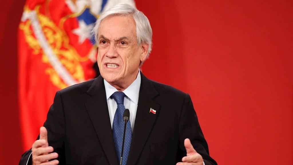 Presidente de Chile pide perdón por sus errores y sorprende con respaldo al matrimonio igualitario - Sebastián Piñera Chile presidente