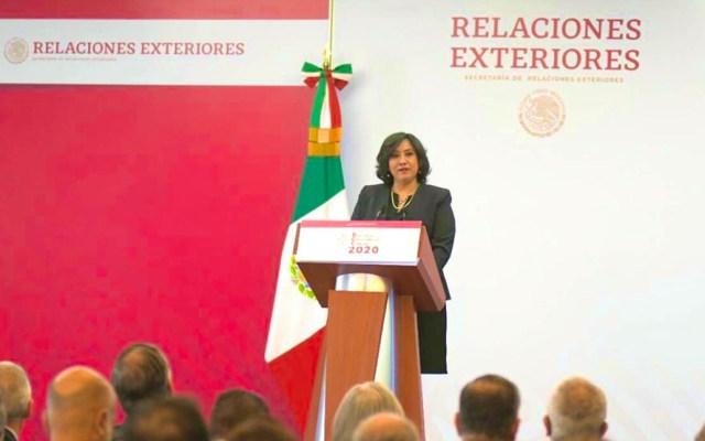SFP llama a embajadores y cónsules mexicanosa cumplir ley de austeridad - Irma Eréndira Sandoval llamó a los embajadores y cónsules mexicanosa continuar cumpliendo con laLey Federal de Austeridad Republicana
