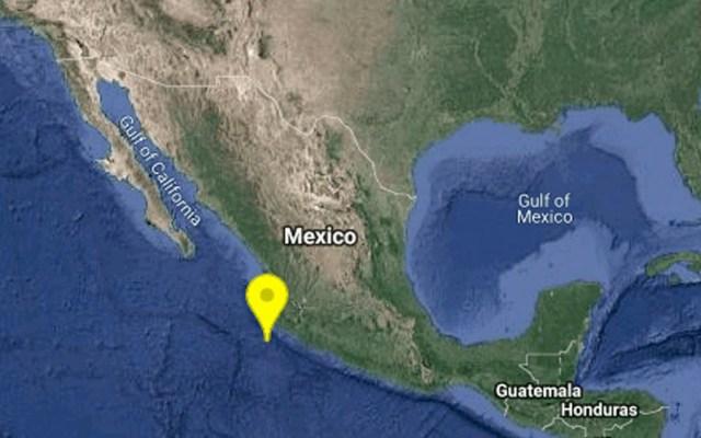 Sismo de magnitud 5.5 sacudeJalisco - Sismo de magnitud 5.5 sacudeJalisco