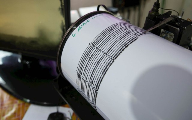 Se registra sismo de 5.3 con epicentro en Guerrero - Sismos sismógrafo terremoto temblor