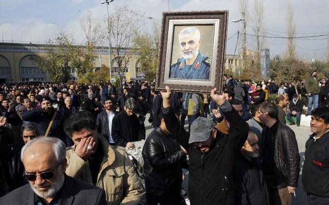"Reino Unido pide a Irán ""adoptar ruta diplomática"" para reducir tensiones - Foto de EFE"