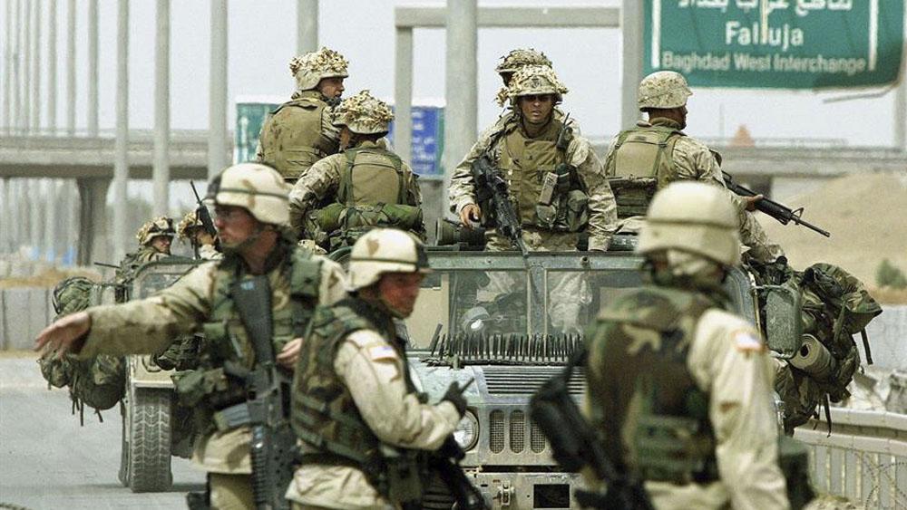 Primer ministro de Irak denuncia entrada de tropas de EE.UU.