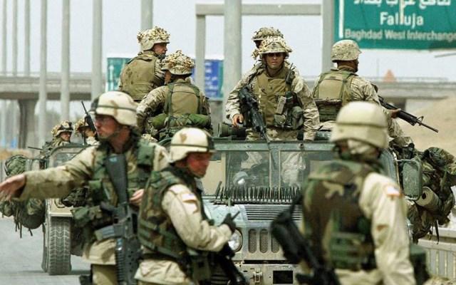Primer ministro de Irak denuncia entrada de tropas de EE.UU. - Primer ministro de Irak denuncia entrada de tropas de EE.UU.