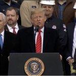 Donald Trump firma el T-MEC