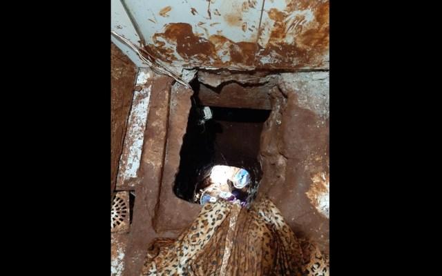 Escapan 75 reos de cárcel en Paraguay por un túnel - Túnel Paraguay cárcel escape reos
