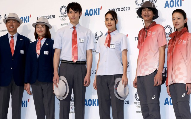 Uniformes para Tokio 2020 serán amigables con el medio ambiente - Uniformes Tokio 2020 2