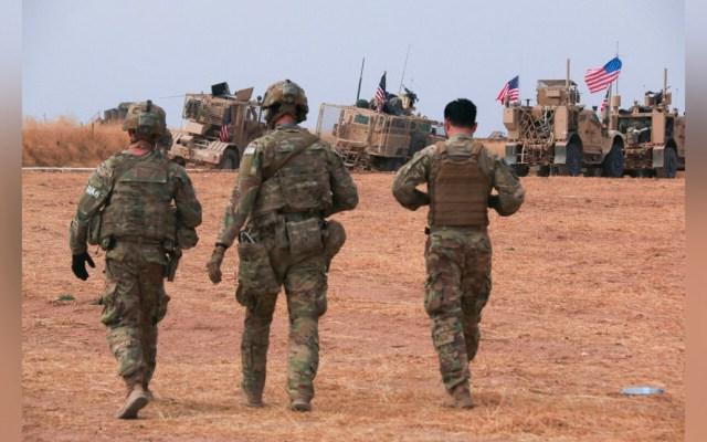 EE.UU. revela que 11 de sus soldados resultaron heridos en ataque de Irán - Estados Unidos revela que 11 de sus soldados resultaron heridos en ataque de Irán