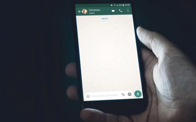 Cómo utilizar dos cuentas de WhatsApp en un mismo teléfono - Foto de Christian Wiediger @christianw