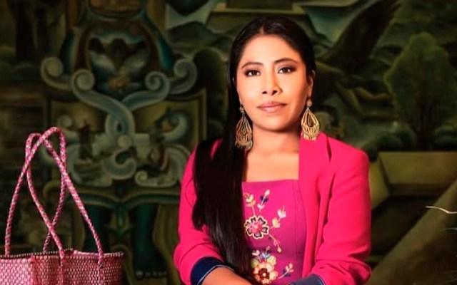 Rechazo contra indígenas en México cambia muy lentamente, asegura Yalitza Aparicio - Yalitza Aparicio. Foto de @yalitzaapariciomtz