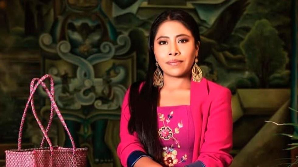 Yalitza Aparicio impartirá conferencia en Universidad de Harvard - Yalitza Aparicio. Foto de @yalitzaapariciomtz