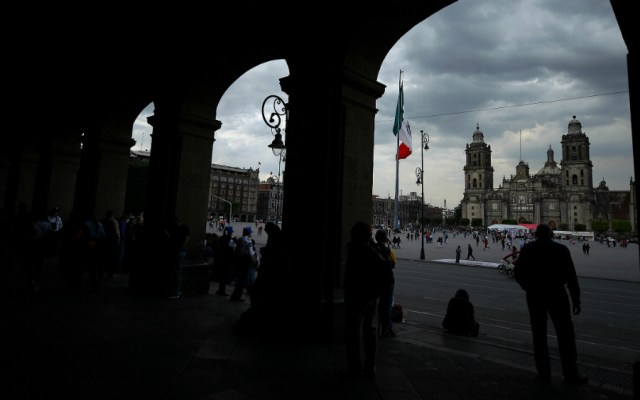 Alerta Amarilla por frío para este jueves en la Ciudad de México - Foto de Notimex